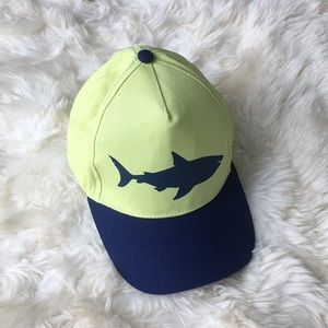 Other - NWOT, Shark Hat, size 4-6x